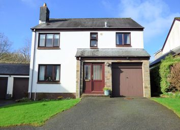 Thumbnail 4 bed detached house for sale in The Oaks, Mary Tavy, Tavistock