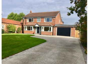 Thumbnail 5 bed detached house for sale in Melton Old Road, Melton