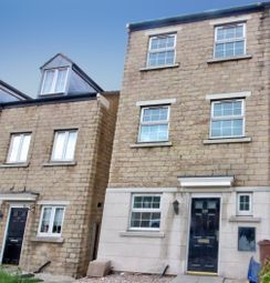 Thumbnail 4 bed town house for sale in Cemetery Road, Jump, Barnsley