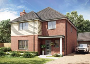 Thumbnail 4 bedroom detached house for sale in Pylands Lane, Bursledon