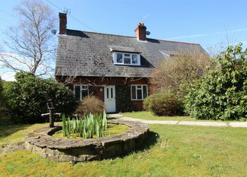 Thumbnail 2 bed cottage to rent in Drift Road, Whitehill, Bordon