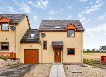 Thumbnail 4 bedroom semi-detached house for sale in Archiestown, Aberlour