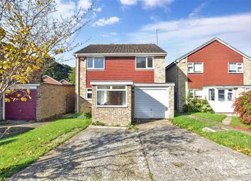 Thumbnail Detached house for sale in St. Catherines Road, Pound Hill, Crawley, West Sussex