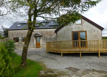 Thumbnail 3 bed detached house to rent in Llangynog, Carmarthen