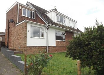 Thumbnail 3 bed semi-detached house for sale in Lansdown Close, Chilwell, Nottingham, Nottinghamshire