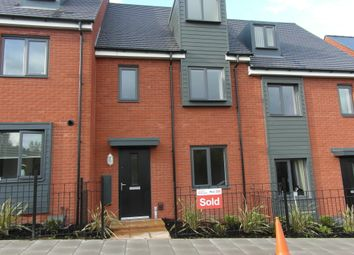 Thumbnail 3 bed terraced house to rent in Birchfield Way, Lawley Village, Telford