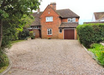 Thumbnail 4 bed semi-detached house for sale in Station Road, Felsted