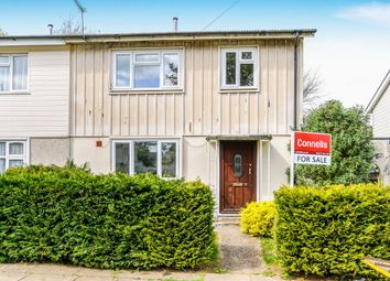 Thumbnail 3 bed semi-detached house for sale in Becket Avenue, Canterbury
