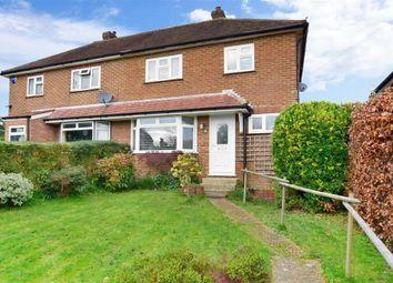 Thumbnail 3 bed semi-detached house for sale in Park Lane, Crowborough, East Sussex