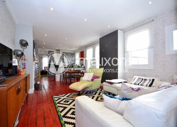 Thumbnail 3 bed maisonette for sale in Valley Road, Streatham