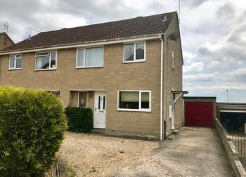 Thumbnail 3 bed semi-detached house for sale in Cale Way, Wincanton