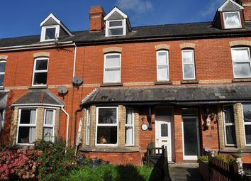 Thumbnail 3 bedroom terraced house to rent in Pen-Y-Dre, Cullompton