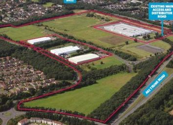 Thumbnail Land for sale in Westwood Park, Glenrothes, Fife
