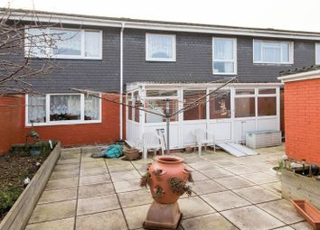 Thumbnail 4 bed terraced house for sale in Honeywood Close, Totton, Southampton