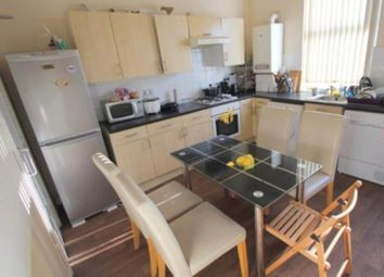Thumbnail 4 bed shared accommodation to rent in Burley Lodge Road, Hyde Park, Leeds