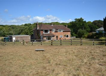 Thumbnail 3 bedroom detached house for sale in Wainsford Road, Pennington, Lymington, Hampshire