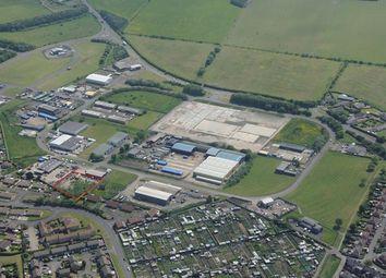 Thumbnail Land to let in Coquet Enterprise Park, Amble Industrial Estate, Amble
