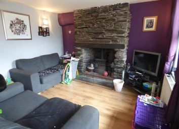 Thumbnail 2 bed terraced house for sale in Williams Terrace, Bangor, Gwynedd