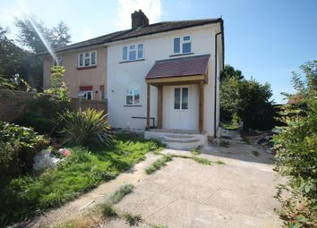 Thumbnail 3 bed semi-detached house to rent in Ashbrook Road, Dagenham