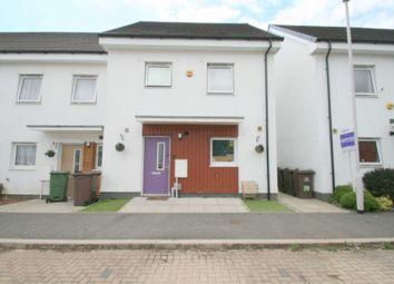 3 bed end terrace house for sale in Plymview Close, Plymouth PL3