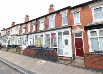 Thumbnail 3 bed terraced house for sale in Farnham Road, Handsworth