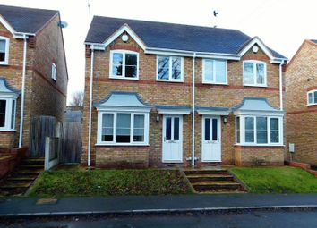 Thumbnail 3 bed semi-detached house for sale in Lamb Lane, Stone
