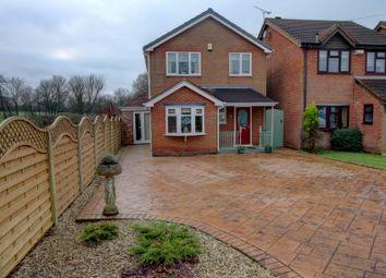 4 bed detached house for sale in Brownshore Lane, Essington, Wolverhampton WV11