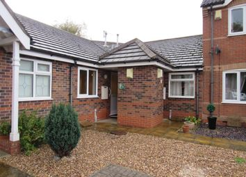 Thumbnail 2 bed terraced bungalow to rent in Bramley Close, Louth