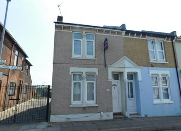 Thumbnail 3 bedroom end terrace house for sale in Walmer Road, Portsmouth