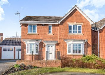 Thumbnail 4 bed detached house for sale in Bridon Way, Cleckheaton