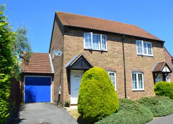 Thumbnail 2 bed semi-detached house for sale in Simmons Field, Thatcham