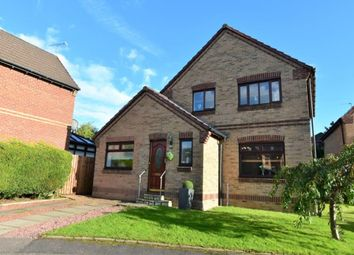 Thumbnail 4 bed detached house for sale in James Hamilton Drive, Bellshill