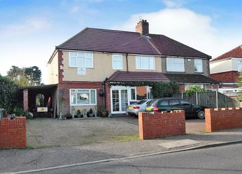 Thumbnail 6 bed semi-detached house for sale in Reepham Road, Hellesdon, Norwich