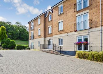 Thumbnail 1 bed flat for sale in Ground Floor Flat, Cwm Calon, Heron Drive