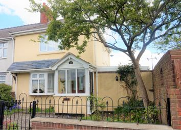 Thumbnail 2 bed end terrace house for sale in Corporation Road, Dudley