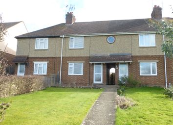 Thumbnail 2 bed terraced house for sale in Loughton Road, Bradwell, Milton Keynes