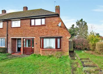 Thumbnail 2 bed end terrace house for sale in Burrfield Drive, St Mary Cray, Kent