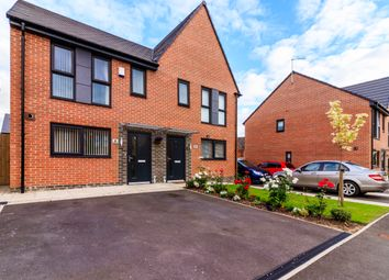 Thumbnail 2 bed semi-detached house for sale in Duke Street, Fitzwilliam, Pontefract