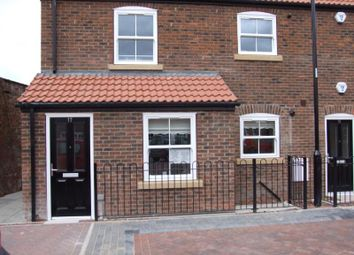 Thumbnail 2 bed flat to rent in Rainbow Close, Thorne, Doncaster
