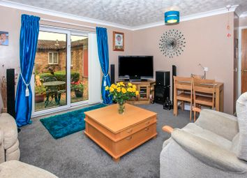 Thumbnail Terraced bungalow for sale in Kimbolton Court, Peterborough