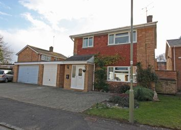Thumbnail 4 bed detached house for sale in Goldfinch Lane, Cholsey, Wallingford