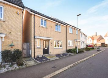 Thumbnail 3 bed semi-detached house for sale in Basildon, Essex, United Kingdom