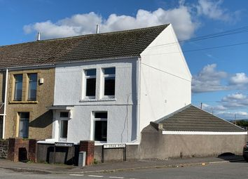 Thumbnail 3 bed end terrace house for sale in Mansel Road, Bonymaen, Swansea