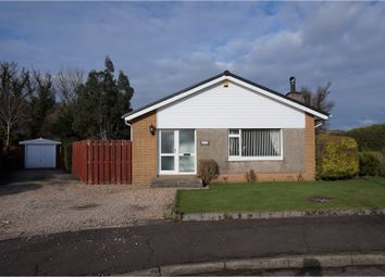 Thumbnail 3 bedroom bungalow for sale in Glen Avenue, Largs