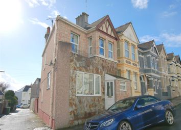 Thumbnail 2 bedroom end terrace house for sale in Belair Road, Plymouth