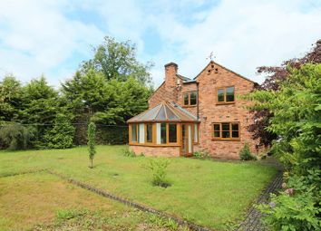 Thumbnail 3 bed detached house for sale in Steel Road, Tilstock, Whitchurch