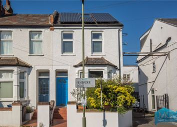 Thumbnail 4 bed end terrace house for sale in Pembroke Road, Muswell Hill, London