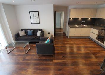 Thumbnail 2 bed triplex to rent in Wilburn Basin, Salford