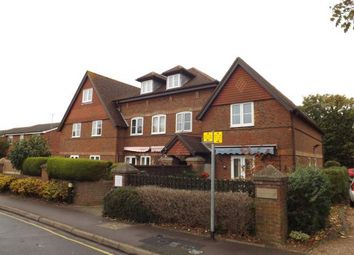 Thumbnail 2 bed flat for sale in Haverlock Road, Warsash, Hampshire