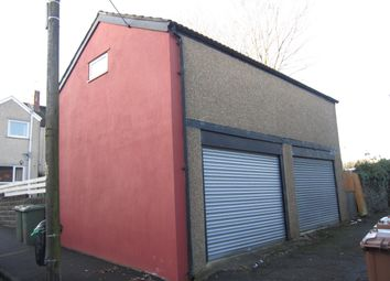 Thumbnail Parking/garage for sale in Pengam Street, Glan-Y-Nant